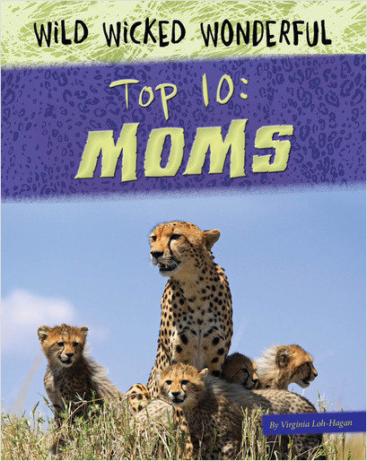 Cover: Top 10: Moms