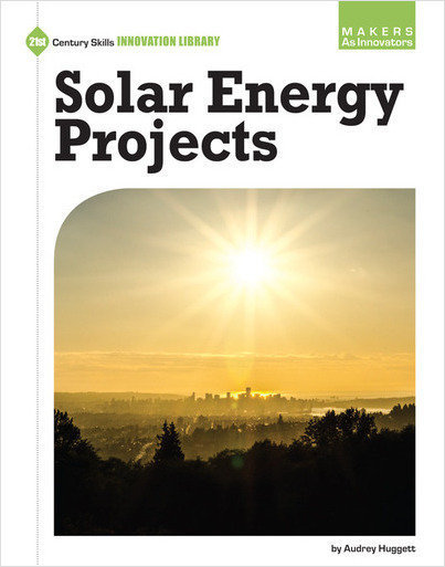 Cover: Solar Energy Projects