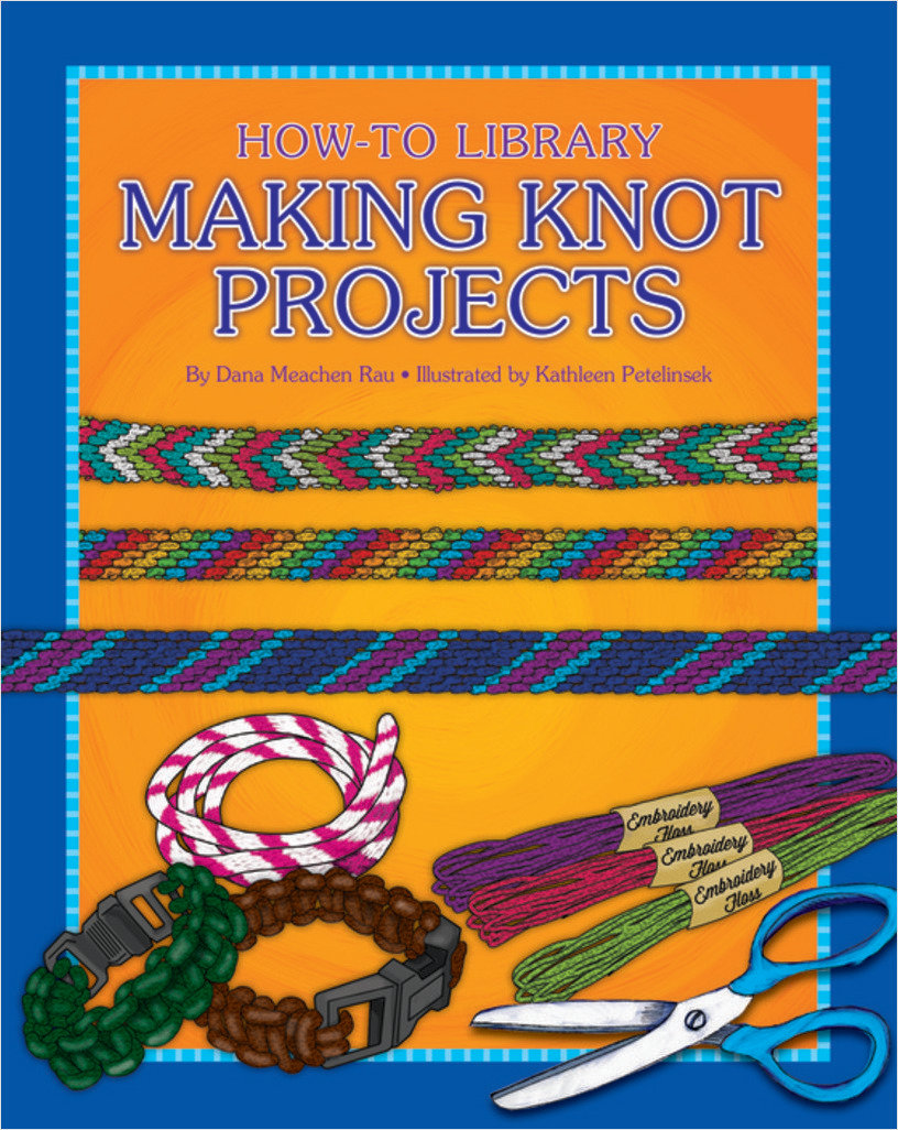 Cover: Making Knot Projects