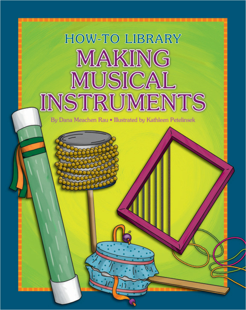 Cover: Making Musical Instruments