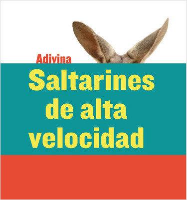 Cover: Saltarines de alta velocidad (High-Speed Hoppers): Canguro (Kangaroo)