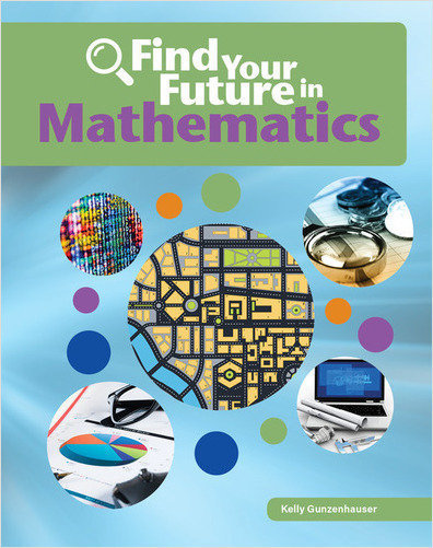 Cover: Find Your Future in Mathematics