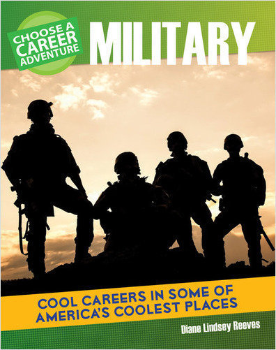 Cover: Choose a Career Adventure in the Military
