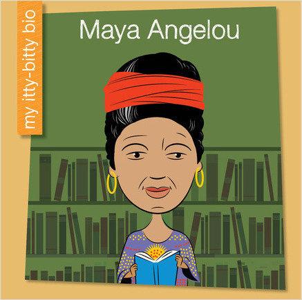 Cover: Maya Angelou