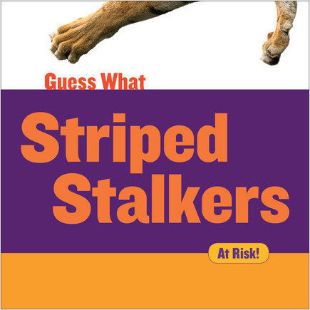 Cover: Striped Stalkers: Tiger