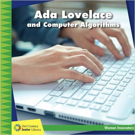 Cover: Ada Lovelace and Computer Algorithms