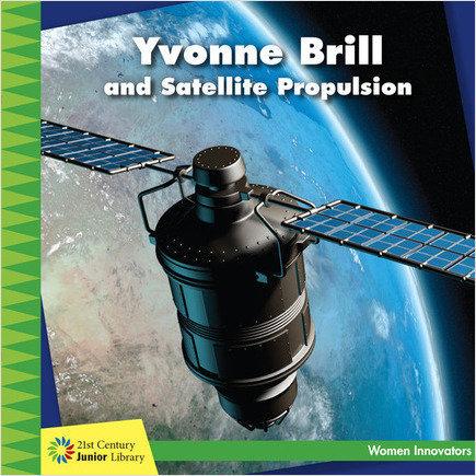 Cover: Yvonne Brill and Satellite Propulsion