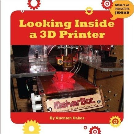 Cover: Looking Inside a 3D Printer