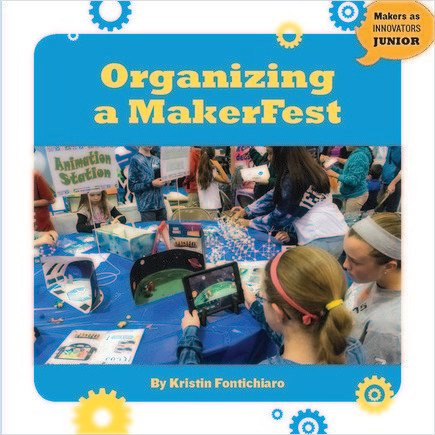 Cover: Organizing a MakerFest