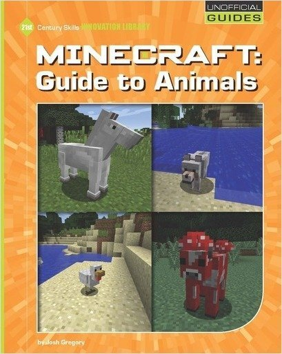 Cover: Minecraft: Guide to Animals