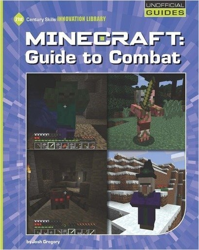 Cover: Minecraft: Guide to Combat