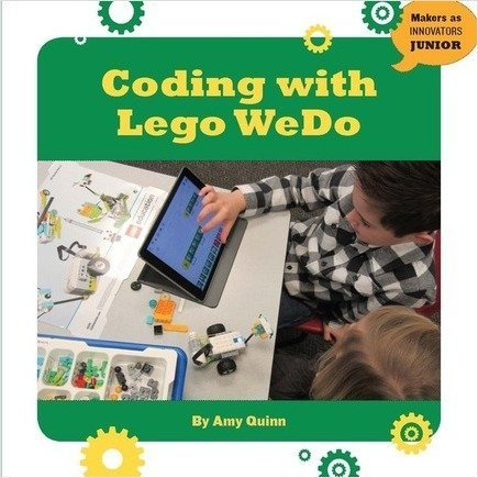 Cover: Coding with LEGO WeDo
