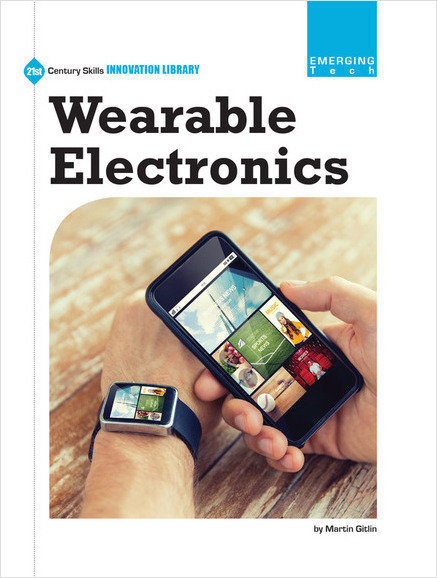 Cover: Wearable Electronics
