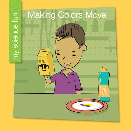 Cover: Making Colors Move