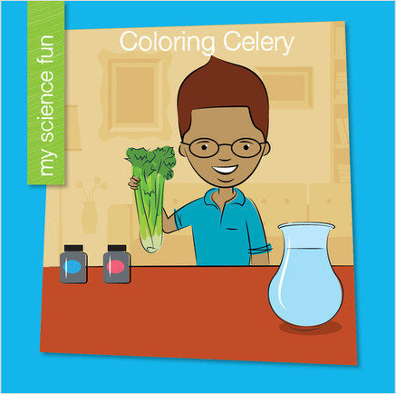 Cover: Coloring Celery