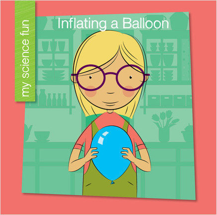 Cover: Inflating a Balloon