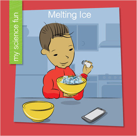 Cover: Melting Ice