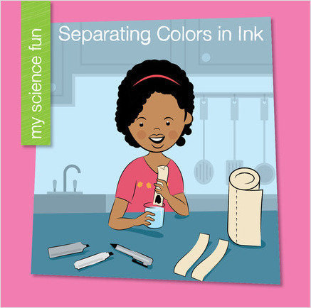 Cover: Separating Colors in Ink