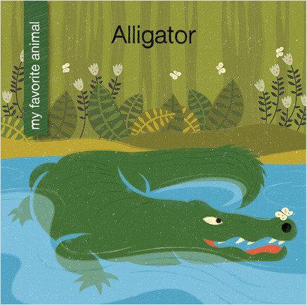 Cover: Alligator