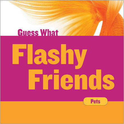 Cover: Flashy Friends: Goldfish