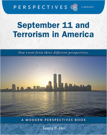 Cover: September 11 and Terrorism in America