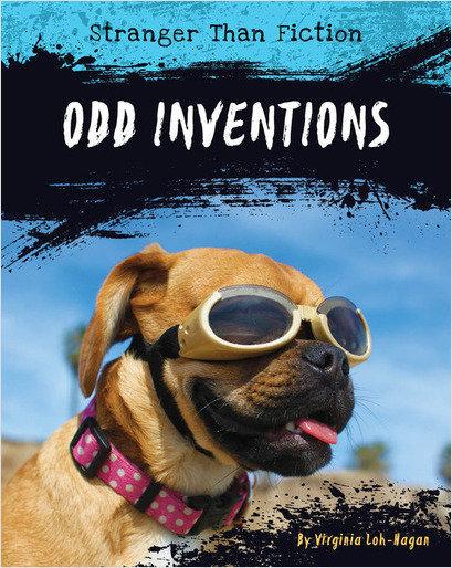 Cover: Odd Inventions
