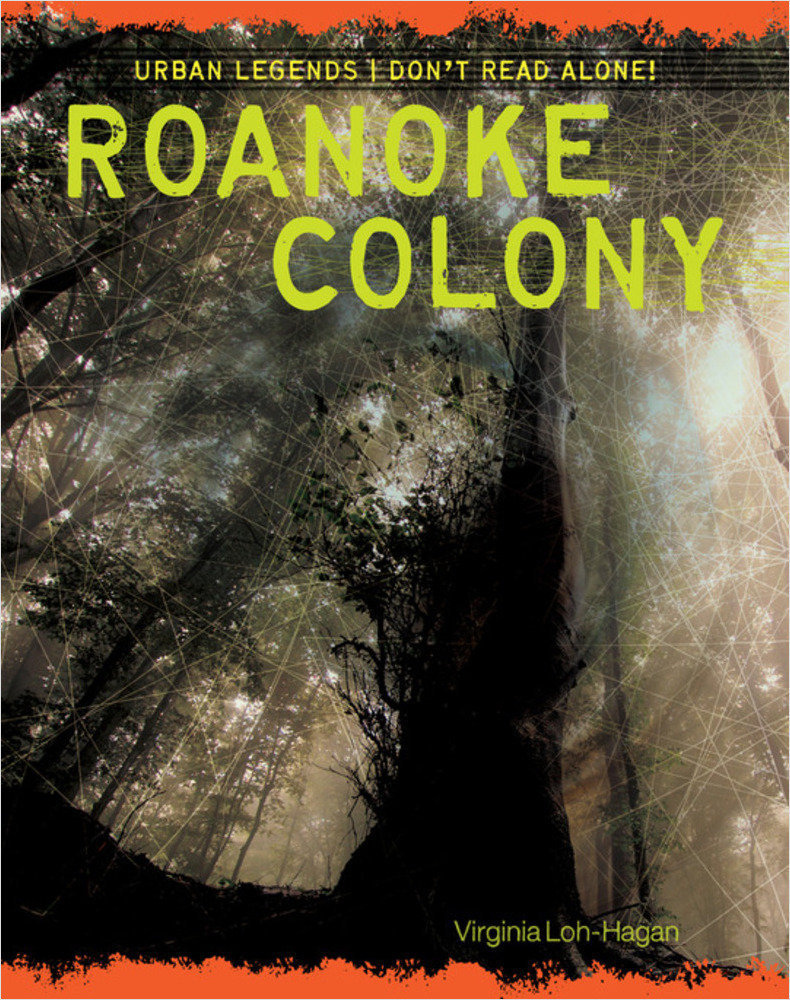 Cover: Roanoke Colony