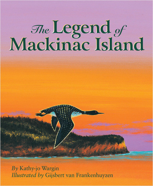 Cover: The Legend of Mackinac Island