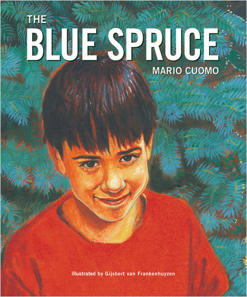 Cover: The Blue Spruce