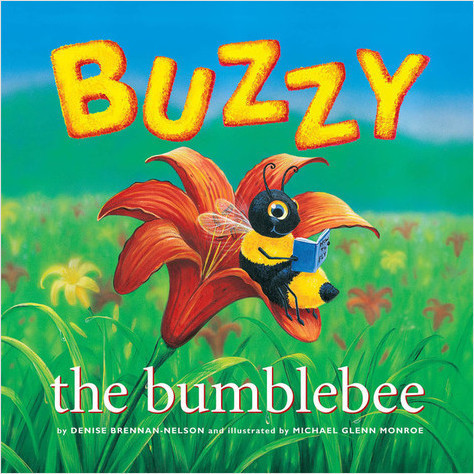 Cover: Buzzy the bumblebee