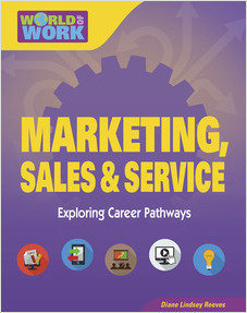 Cover: Marketing, Sales & Service