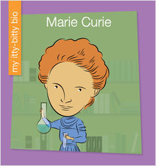 Cover: Marie Curie
