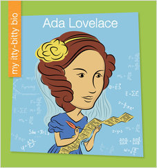 Cover: Ada Lovelace