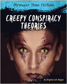 Cover: Creepy Conspiracy Theories