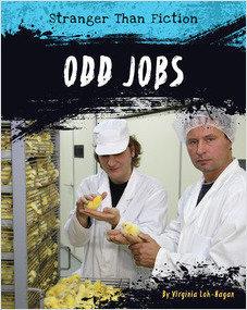 Cover: Odd Jobs