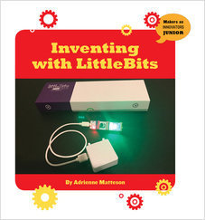 Cover: Inventing with LittleBits