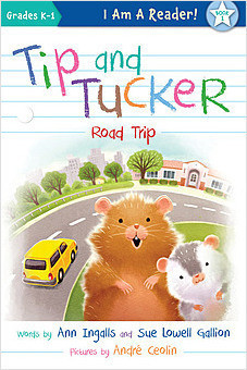 Cover: Tip and Tucker Road Trip