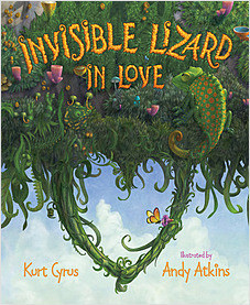 Cover: Invisible Lizard in Love