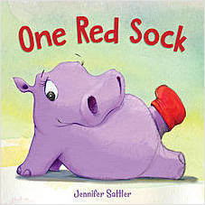 Cover: One Red Sock