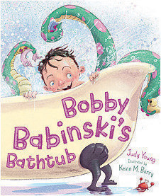 Cover: Bobby Babinski's Bathtub
