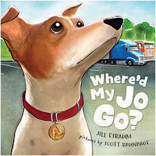 Cover: Where'd My Jo Go?