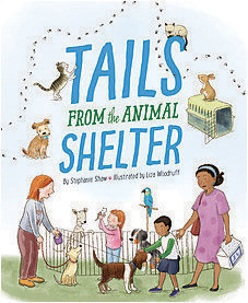 Cover: Tails from the Animal Shelter