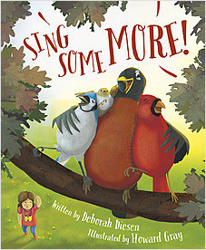 Cover: Sing Some More