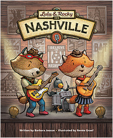 Cover: Lulu & Rocky in Nashville
