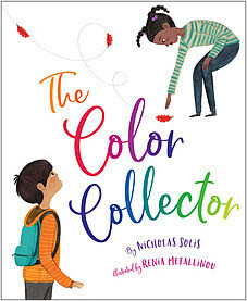 Cover: The Color Collector