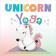 Cover: Unicorn Yoga