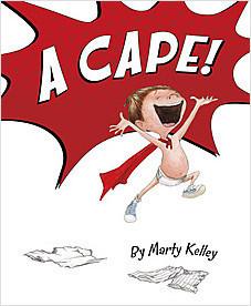 Cover: A Cape!