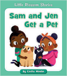 Cover: Sam and Jen Get a Pet