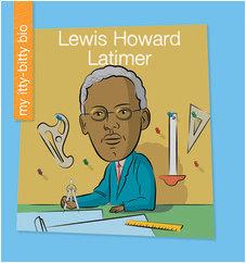 Cover: Lewis Howard Latimer