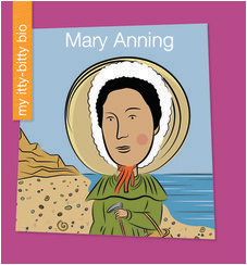 Cover: Mary Anning